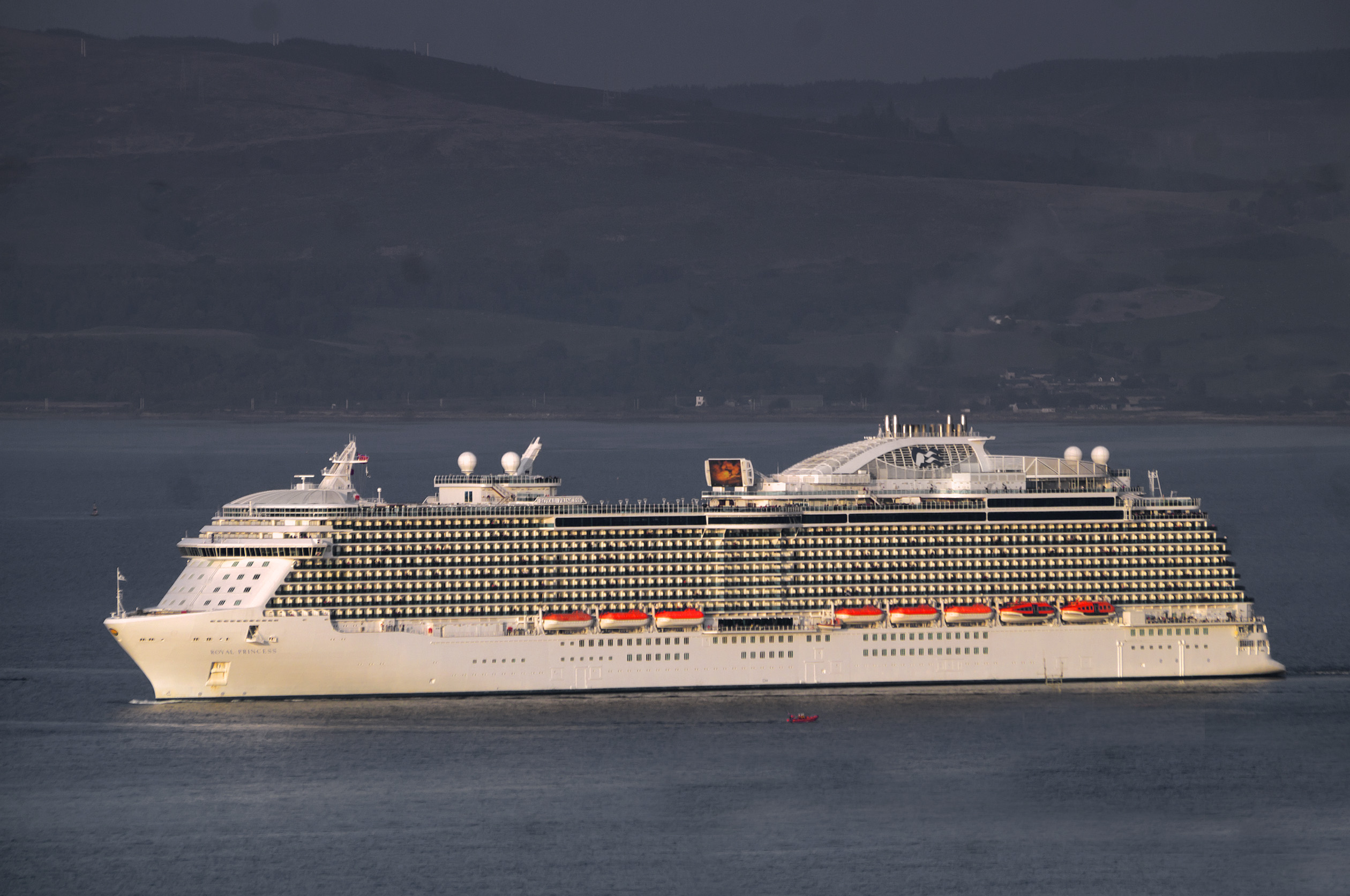 Royal princess ship photos