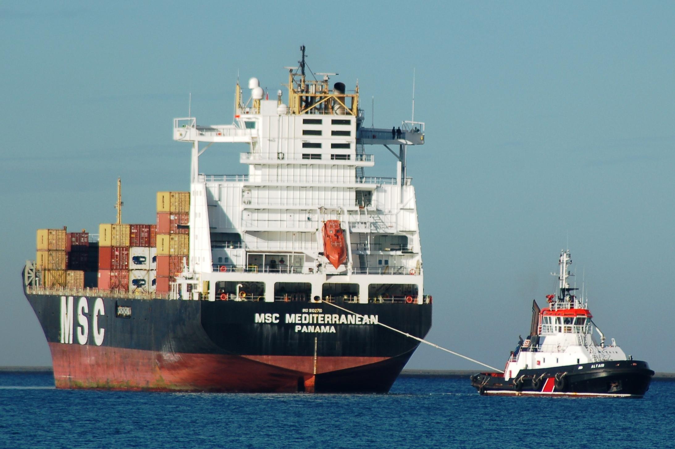 Mediterranean shipping company