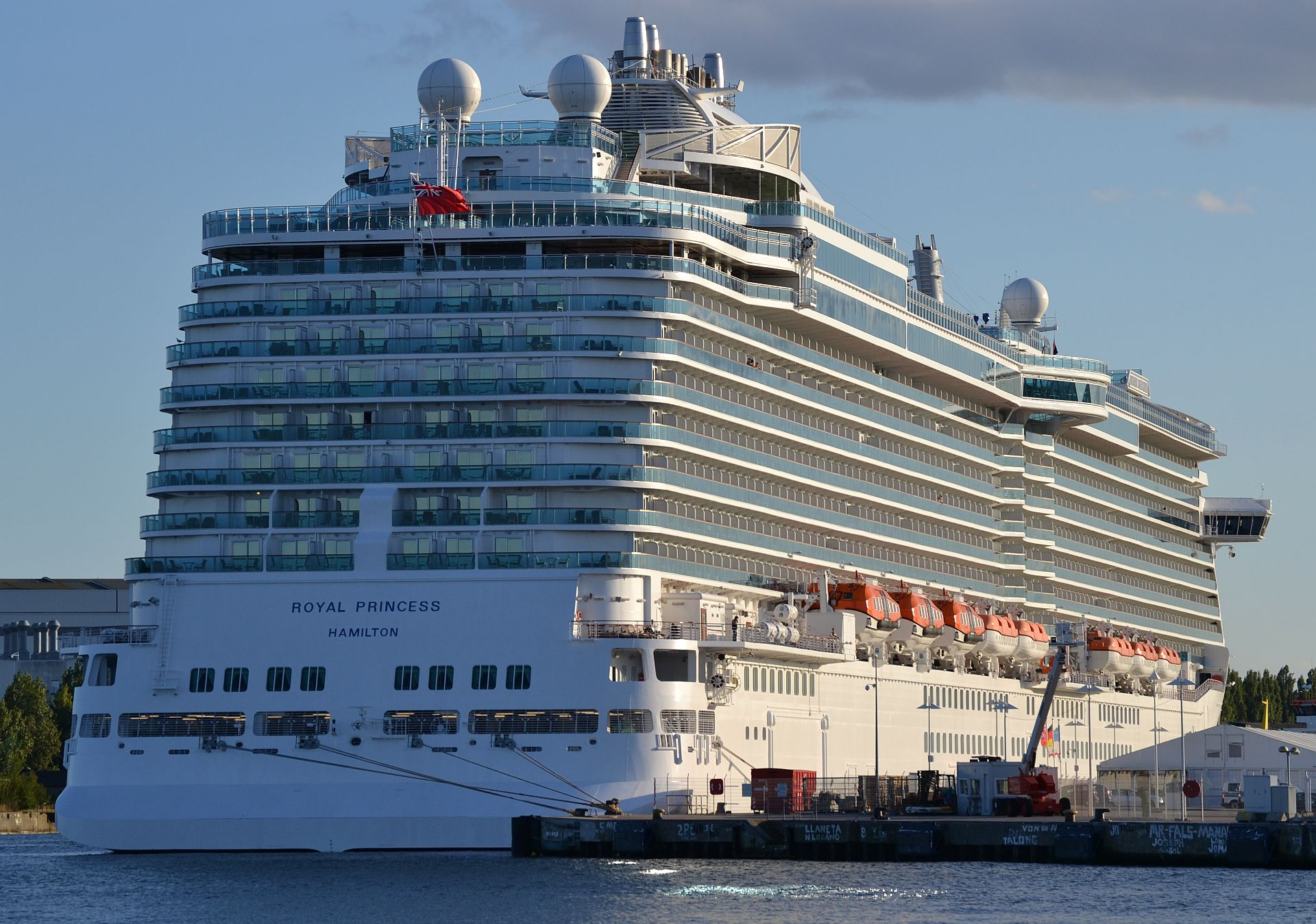 Royal Princess - Itinerary Schedule, Current Position Royal princess ship photos
